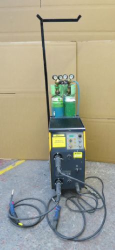 Stanners Euro Synergic 230 Duo Twin Torch MIG Welder Metal Bodyshop
